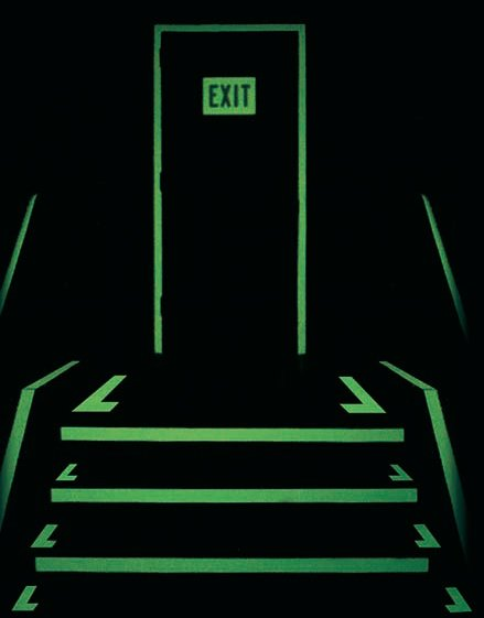 Glow In The Dark Strips For Stairs