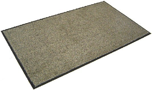 Blend Fabric Bonded To A Skid Resistant Nitrile Rubber Backing That Resists Grease And Oils Use Mats As Barrier Between Oily Clean Work Areas