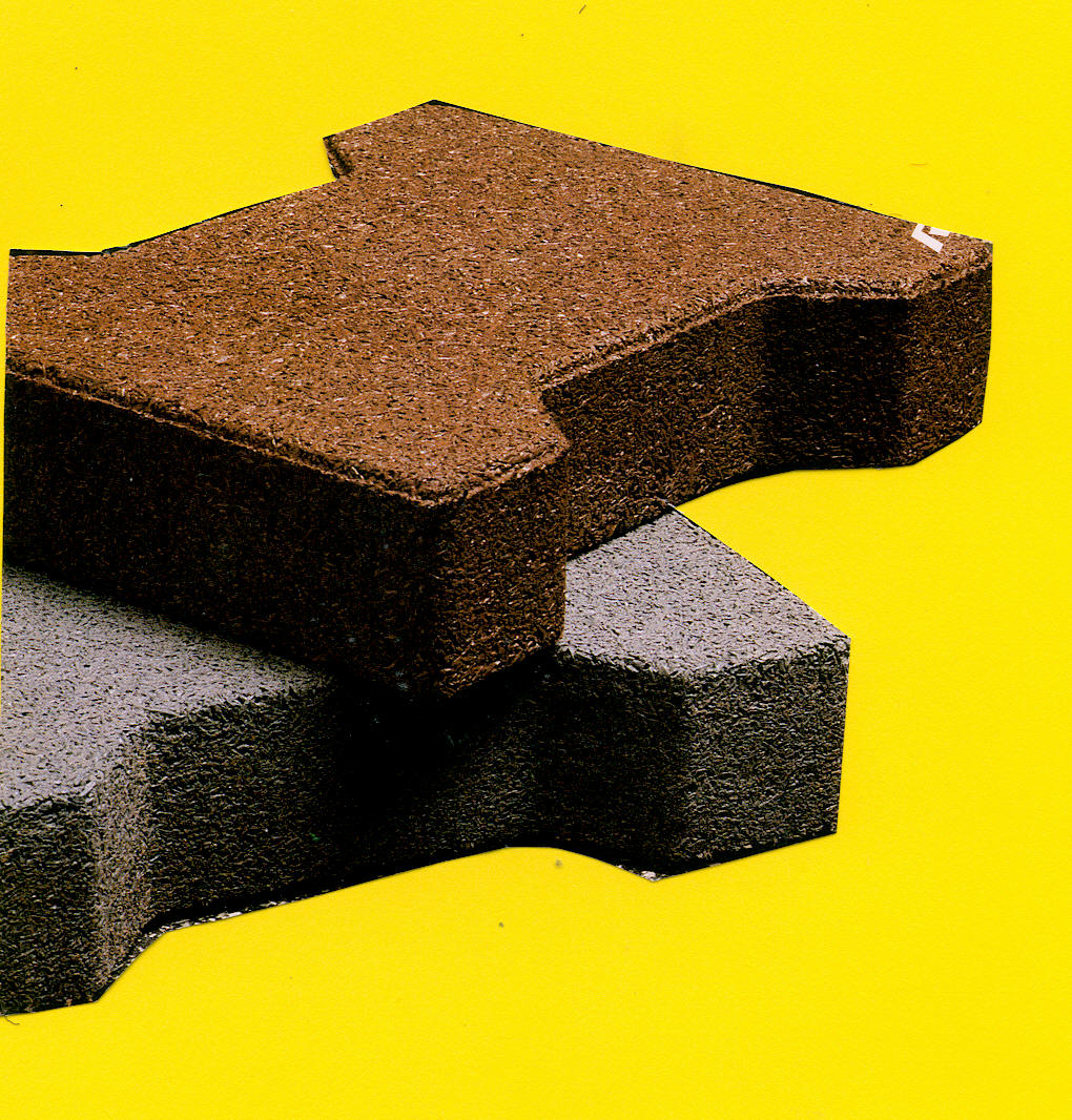 100 Unity Rooftops Rubber Pavers Rooftop Roofing