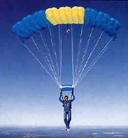 Parachute Packing Mat System Roll Type