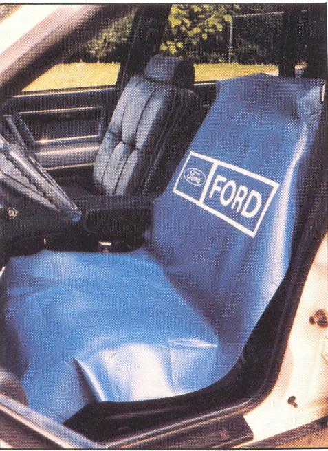 Mechanic Auto Seat Protection Covers And Throws