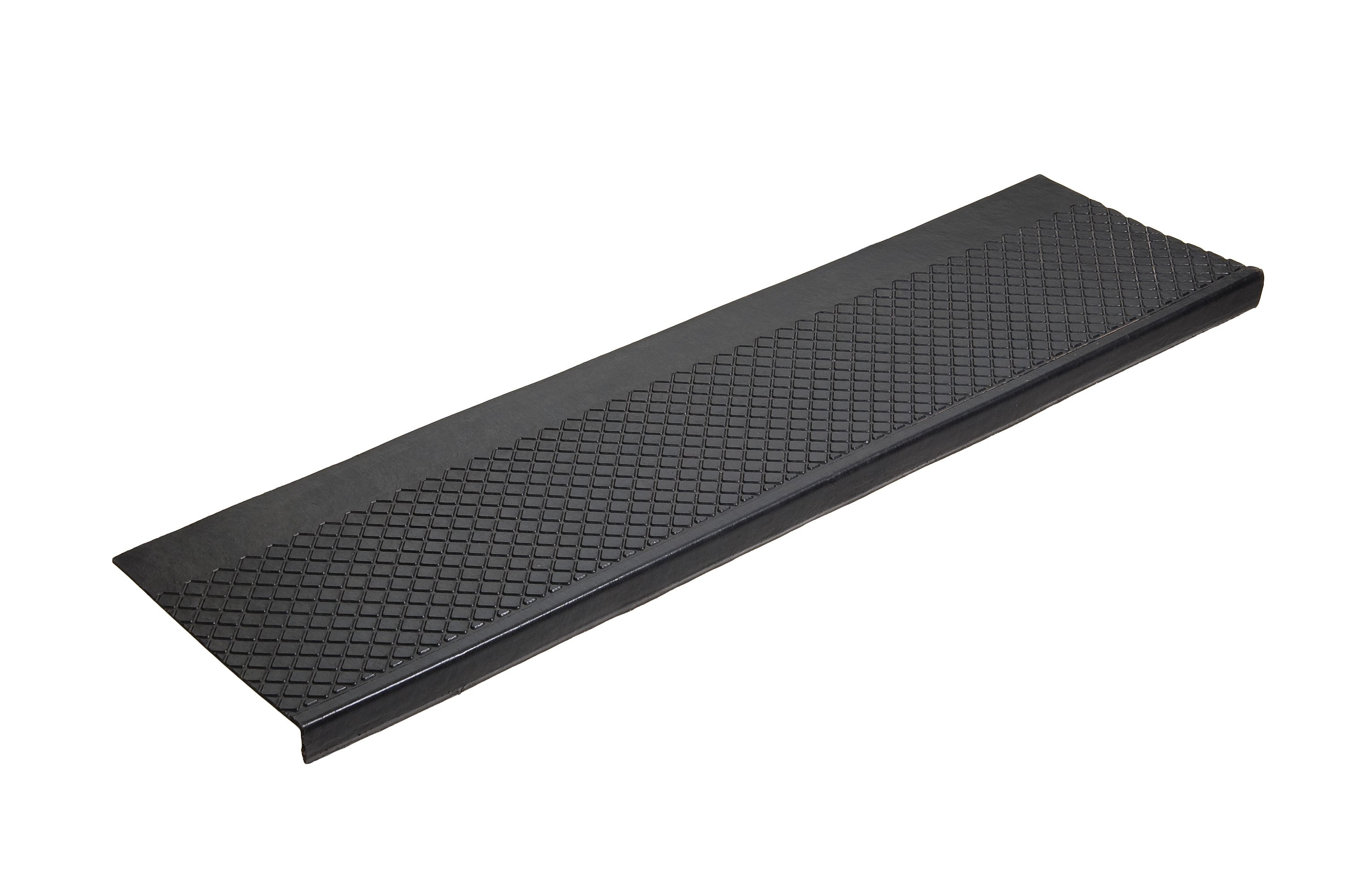 exterior stair treads and nosings. exterior grade recycled rubber stair treads has got to be the last word in heavy duty or extreme outdoor oriented treads. and nosings n